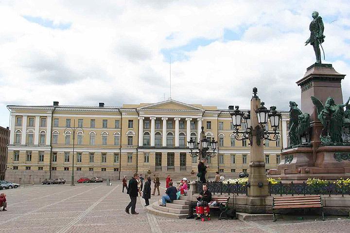 В разных районах Хельсинки социальные различия между жителями минимальны. Фото: «КП» - в Северной Европе»