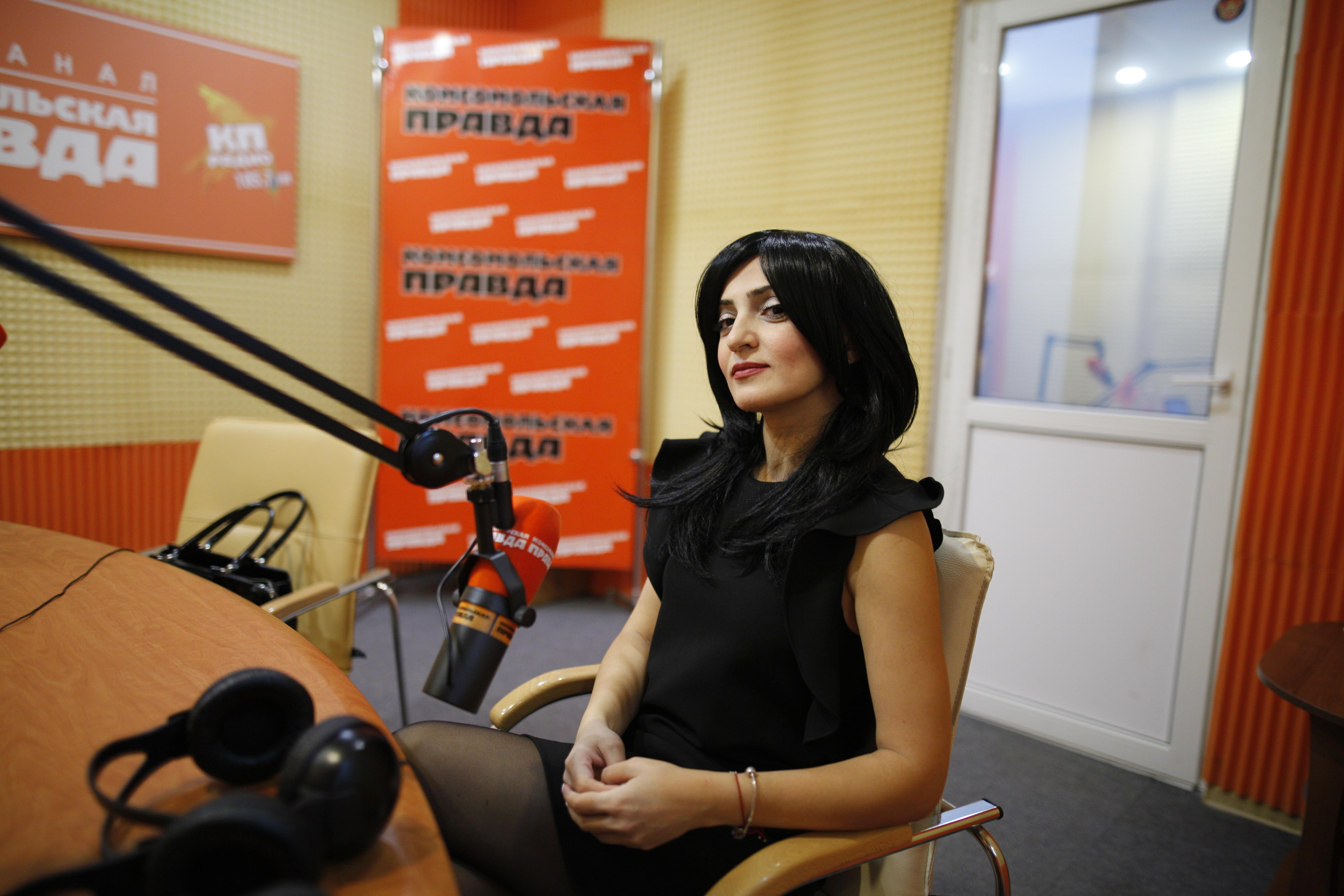 Заведующая поликлинникой Ставропольской клиники «Доктор Кит» Анжелика Геворкян