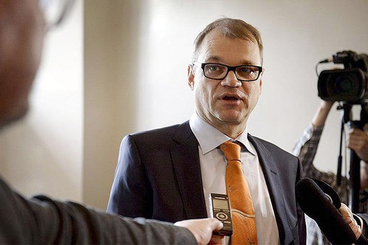 Премьер-министр Финляндии. Фото: с сайта yle.fi