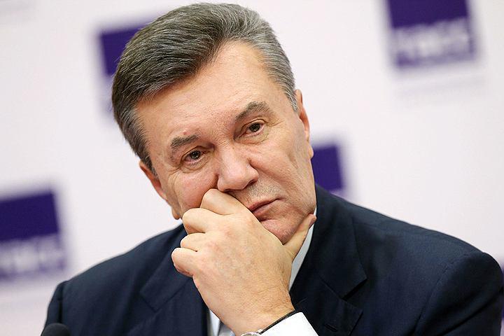 Янукович поведал онепричастности кобстрелу протестующих наМайдане