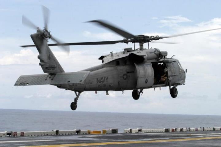 Вертолет SH-60 Seahawk ВМС США