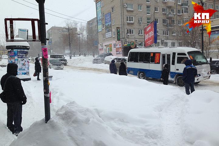 Хабаровские чиновники решили поправить закон о пассажирских перевозках