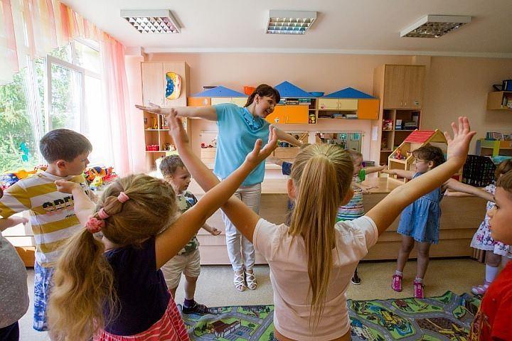 Елена Жаркова и её воспитанники.Фото: персональный сайт Елены Жарковой