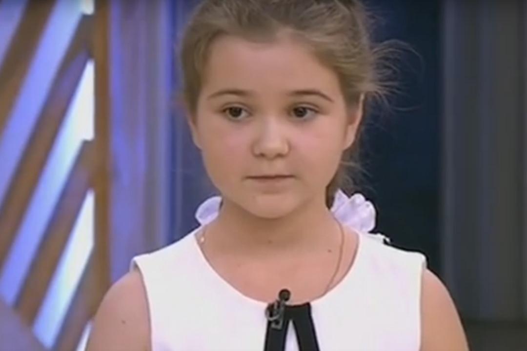 10-летняя липчанка стала звездой «Пусть говорят»