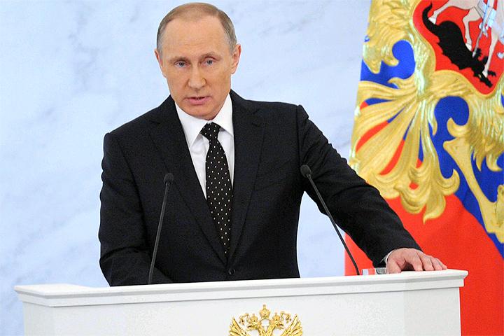 """Трансляцию послания президента можно будет посмотреть на сайте KP.RU и послушать на """"Радио """"Комсомольская правда""""."""