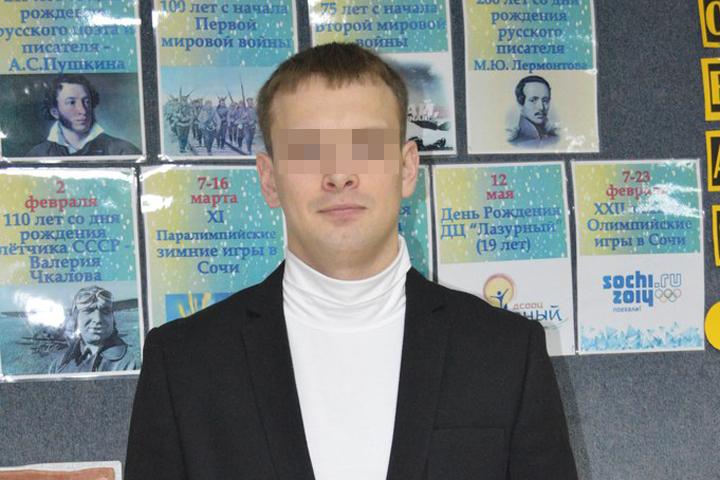 32-летний худрук Артем Решетников подозревается в изнасиловании 11-летнего воспитанника
