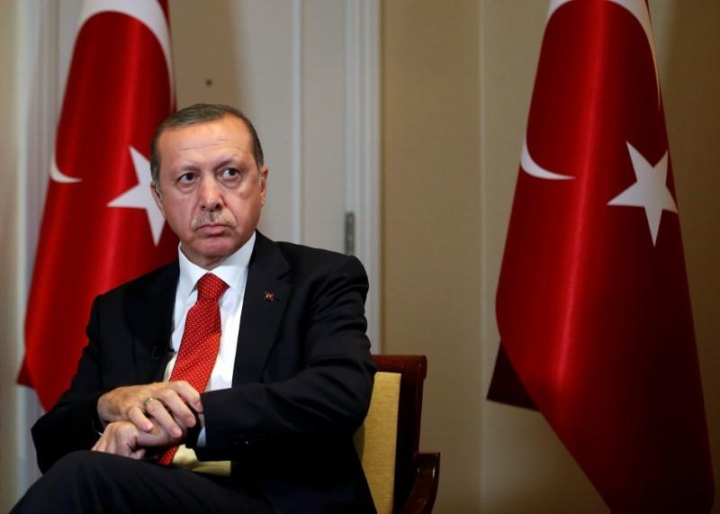 """Эрдоган: Мы долго терпели, но в конце концов были вынуждены войти в Сирию вместе со """"Свободной сирийской армией"""""""