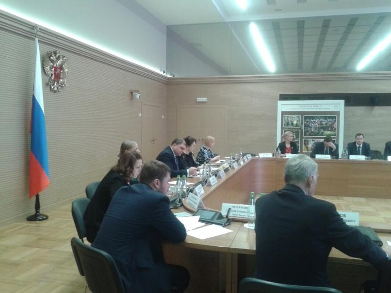 Уже второй год подряд это масштабное мероприятие проходит под председательством губернатора Орловской области Вадима Потомского.