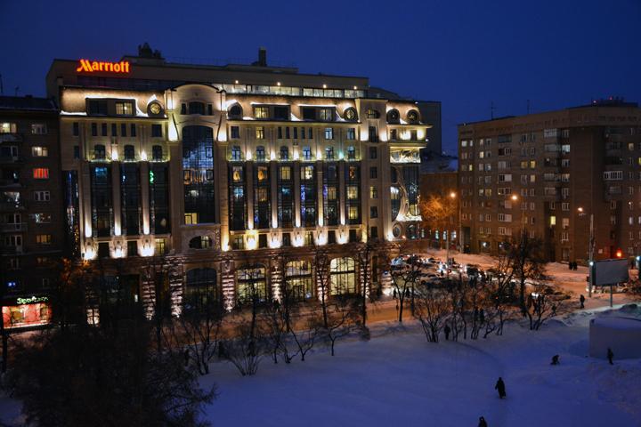 Площадкой для проведения Аналитического экспертного форума станет «Марриотт Отель» в центре Новосибирска.