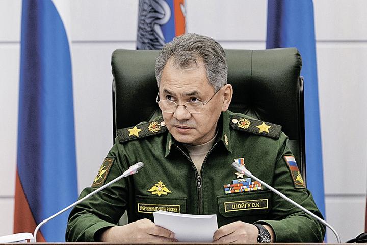 Шойгу: опыт операции вСирии внедрят впрограмму военных институтов