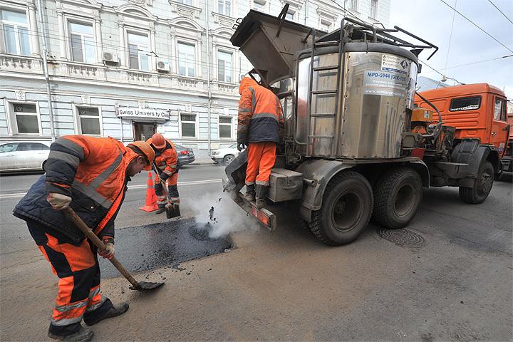Настроительство иремонт татарстанских дорог истратят 11,7 млрд руб.