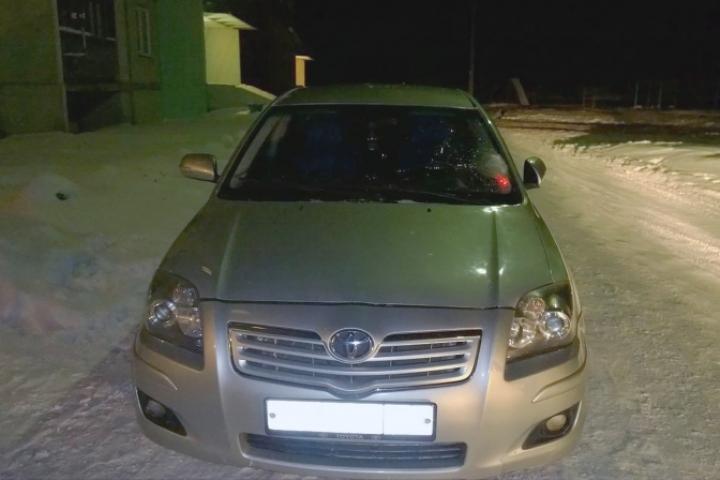 Милиция задержала водителя, сбившего 14-летнюю школьницу вЧунском