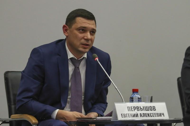 Мэром Краснодара стал Евгений Первышов