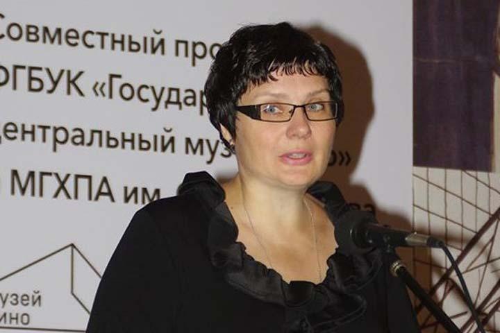 Лариса Солоницына уже два года возглавляет Государственный музей кино Фото: из архива Государственного центрального музея кино