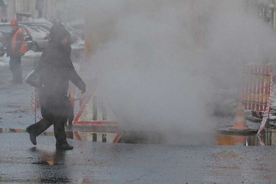 ВКалининском районе вшколах отключили горячую воду