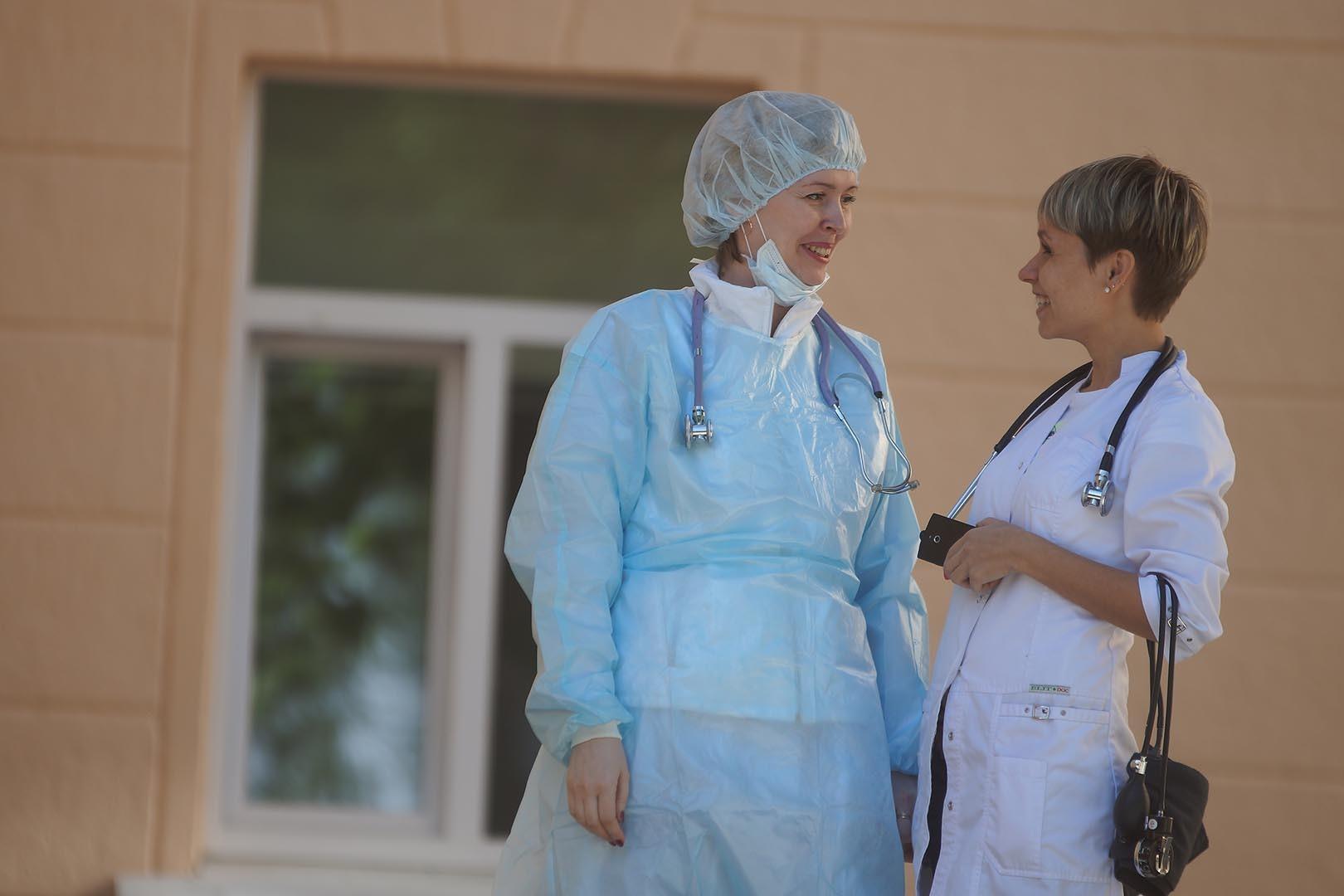 Фото медсестер на рабочем месте