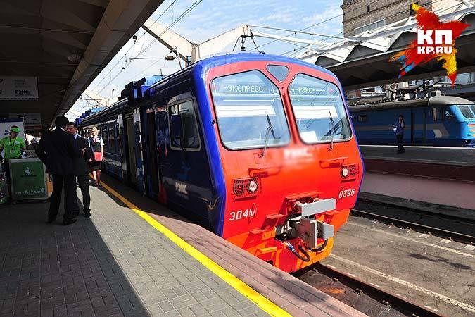 График движения пригородных поездов вВолгоградском области изменяется