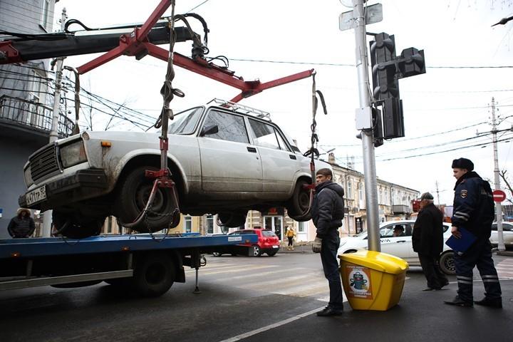 ВПетербурге запустилось приложение позащите авто отэвакуаторов