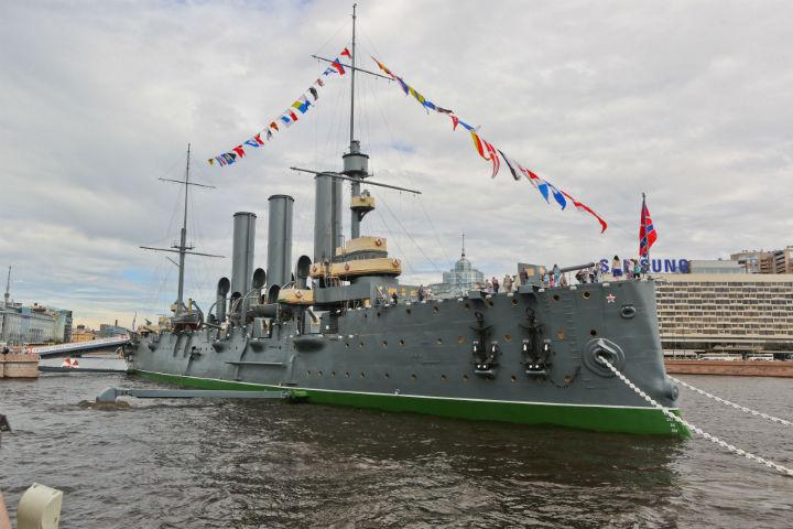 УФАС возбудит неменее 20 дел занарушения при реконструкции крейсера «Аврора»