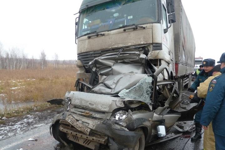 Белорус, из-за которого в трагедии натюменской дороге погибли челябинцы, получил срок