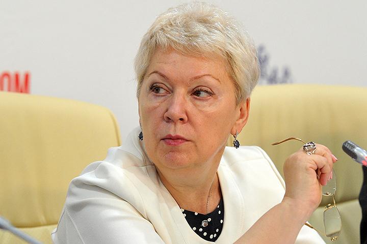 Министр образования Ольга Васильева