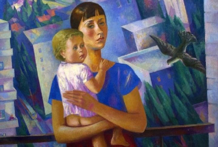 ВКазани откроется выставка работ советских живописцев