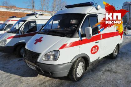 Натрассе иностранная машина протаранила «семерку»: пострадал годовалый ребенок