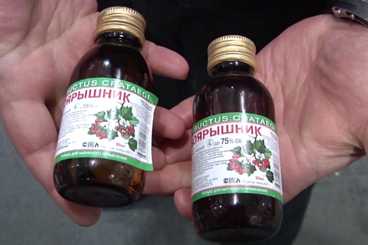 Сомнительный «Боярышник» отыскали полицейские в 3-х торговых точках Ростова