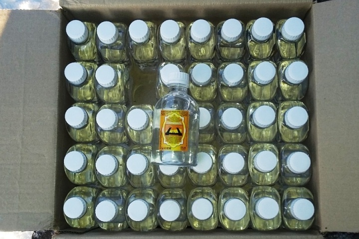 Контейнер опасного «Боярышника» изРостова обнаружили вИркутской области