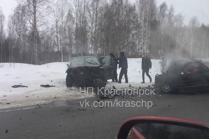 Двое взрослых иребенок погибли в трагедии под Красноярском