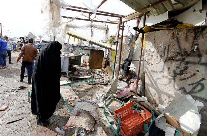 Силовики уничтожили террористов, напавших наполицейский участок вИраке