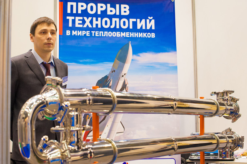 Руководитель «Новых тепловых машин» Артем Касимовский