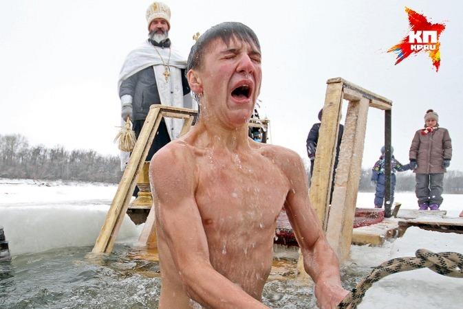 Православные жители Тверской области готовятся к крещенским купаниям