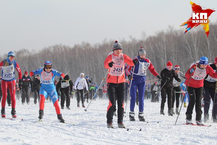 «Лыжня России-2017» пройдет 12 февраля в Иркутске