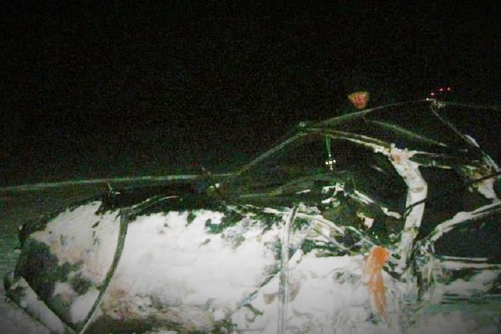 ВТатарстане в итоге ДТП погибли пешеход ислучайный шофёр