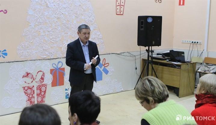 Директор томской школы, где потерялись дети, извинился перед родителями. Фото: РИА Томск