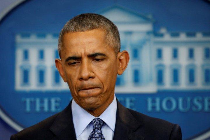 Обама впрощальном слове выступил законструктивные отношения между США иРФ