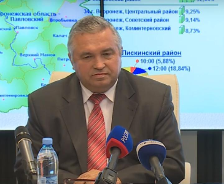 ВВоронежской области возбудили дело онарушениях навыборах в Государственную думу