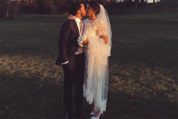 Старшая дочь Валерия Меладзе вышла замуж за корреспондента «Аль-Джазиры»