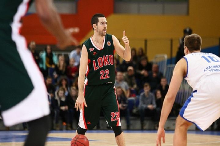 Баскетбольный «Енисей» напоследних секундах уступил 1 очко «Локомотиву-Кубань»