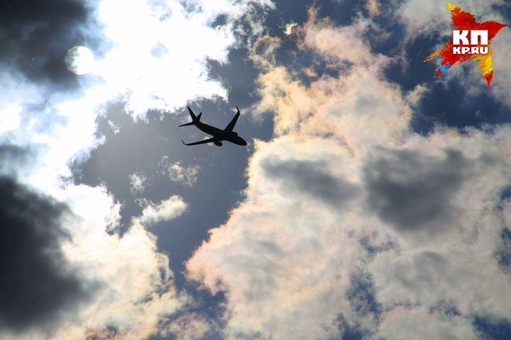 Пассажирский Boeing экстренно приземлился вНовосибирске из-за неисправности шасси