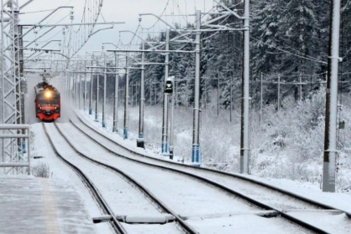 Настанции вЕфимовском мужчину задавил поезд