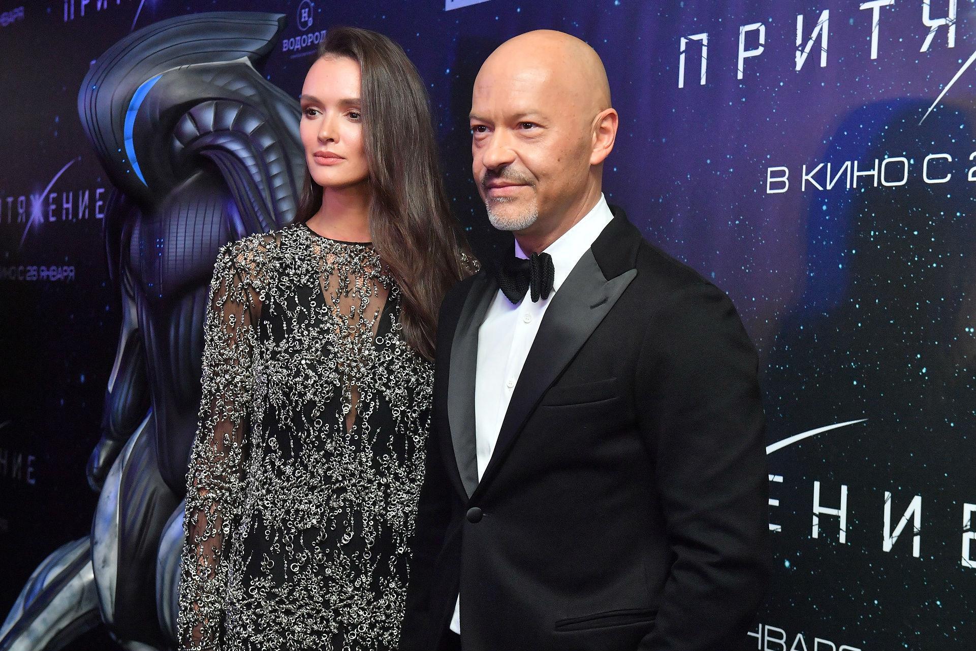 Бородач Петр Федоров впервые вышел в свет в новом образе