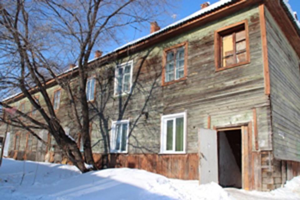 Оригинал взят у gorotskop в хабаровск, гупровский городок, 2011 г деревянные дома