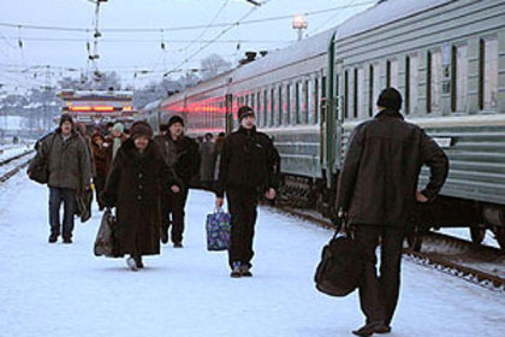 ВХабаровске на ж/д вокзале продолжают реконструкцию тоннеля