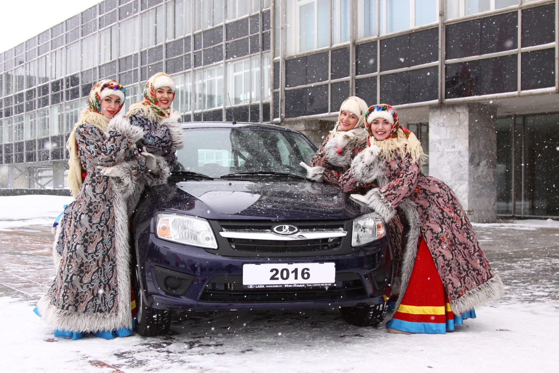 Ижевский автомобильный завод втечении следующего года на32% нарастил объемы производства