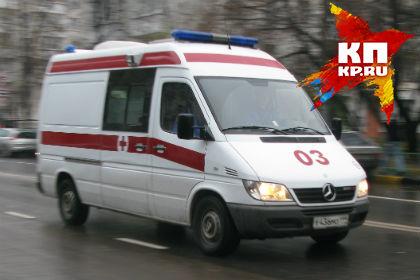 После наезда на легковую машину шофёр ЗИЛа скончался наместе