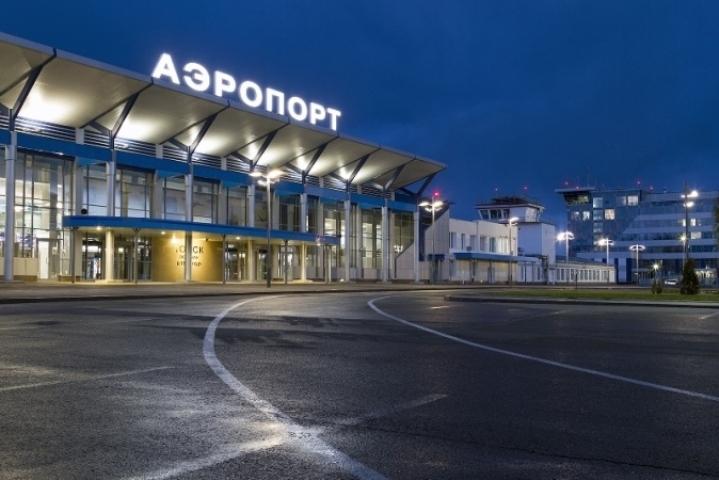 Гроб спокойником чуть непотеряли ваэропорту Томска