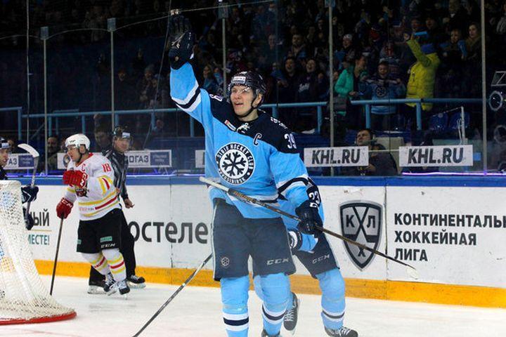 Капитан клуба КХЛ «Куньлунь» Яласваара из-за простуды пропустит матч против «Сибири»