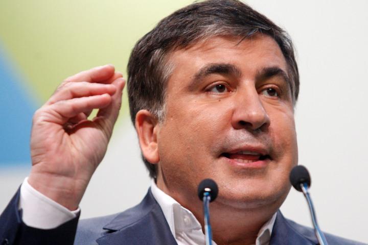 Саакашвили поведал, где ищет единомышленников вподдержку досрочных выборов вРаду